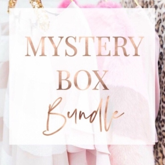 Mystery box of four items, great condition!